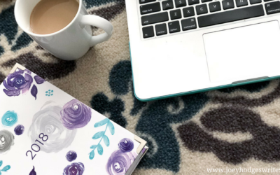 Living with Intention:  Setting Goals & Making Plans